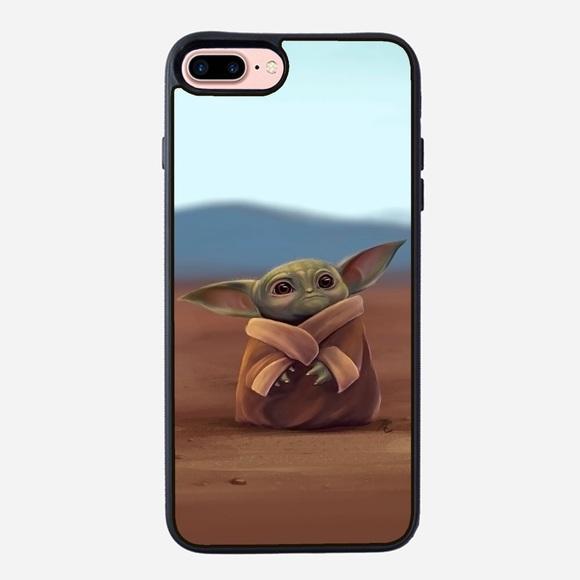 Accessories Baby Yoda Iphone 11 Pro Max Case Xr Xs Max 7 Plus Poshmark